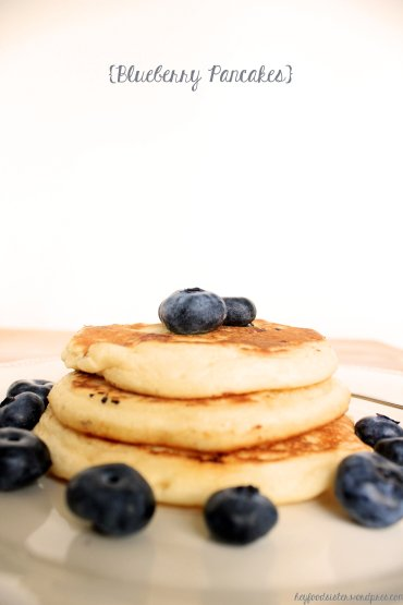 Blueberry Pancakes1