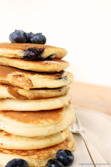 Blueberry Pancakes3