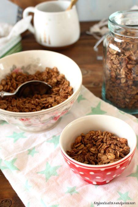 Rezept Knuspermüsli Post aus meiner Küche