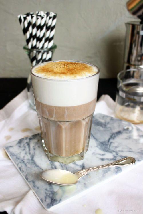 Rezept für Eiskaffee Brulee
